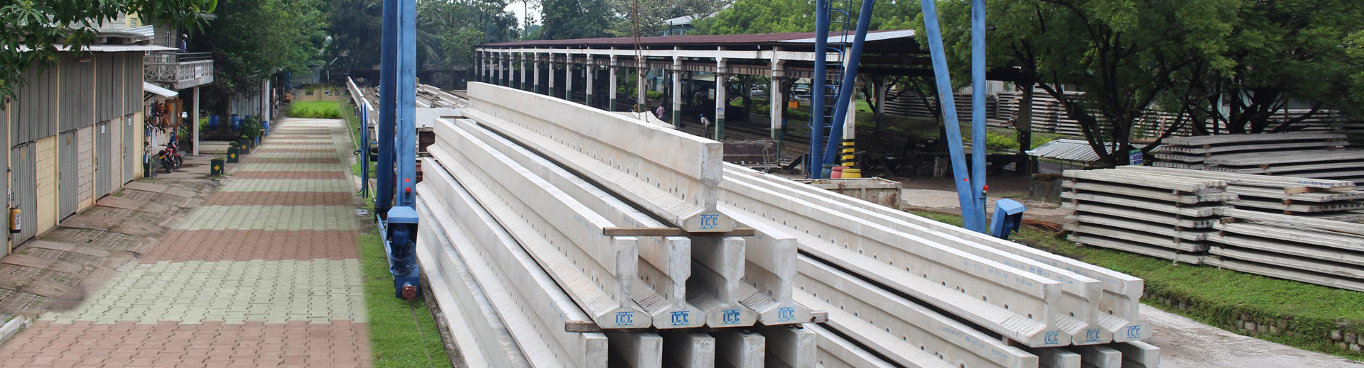 ICC Precast and Prestressed Products